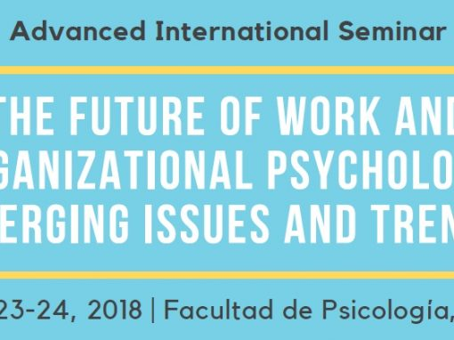 The future of work and organizational psychology: emerging issues and trends