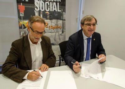 Convenio colaboración COP-SCEPS