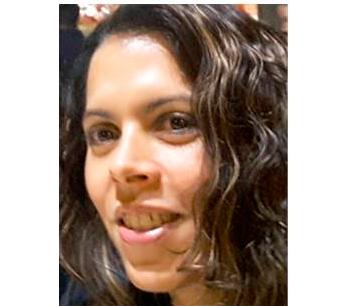 Mónica Alzate profesora ayudante doctora en la Universidad de Santiago de Compostela.