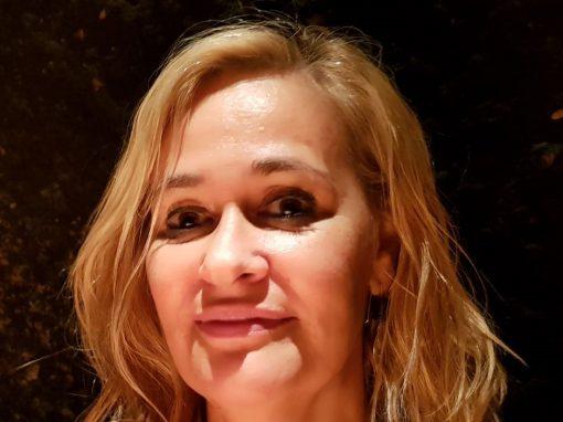 Silvia Ubillos profesora titular en la Universidad de Burgos.