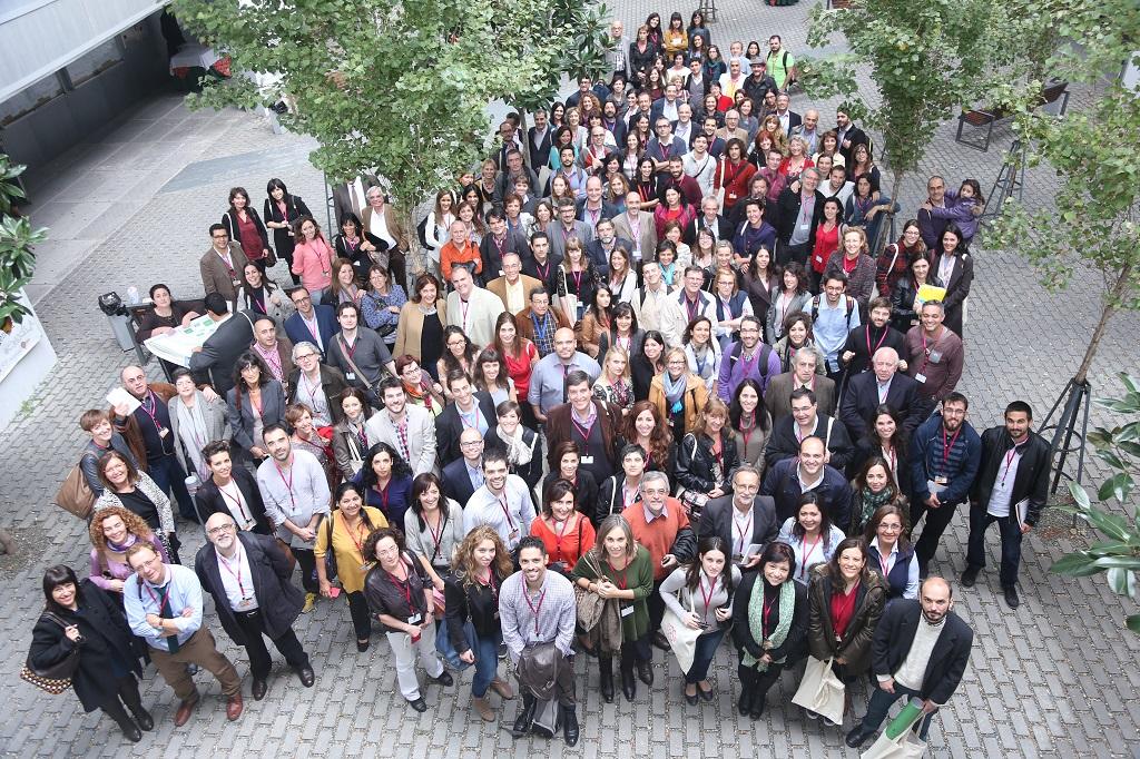 Foto del congreso de la SCEPS. Sociedad Científica Española de Psicología Social