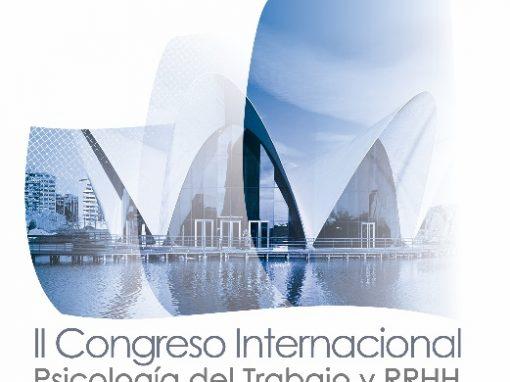 """II Congreso Internacional """"Psicología del Trabajo y Recursos Humanos"""""""