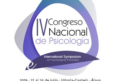 IV Congreso Nacional de Psicología