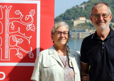 Maria-Jose Azurmendi recibe el Premio Lekuona 2018