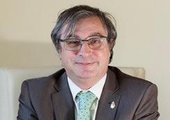 Fernando Chacón, catedrático en la Universidad Complutense de Madrid