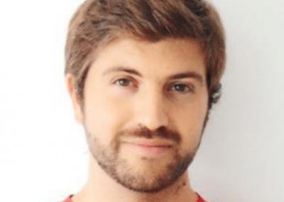 Omar Saldaña, profesor ayudante doctor en la Universitat de Barcelona