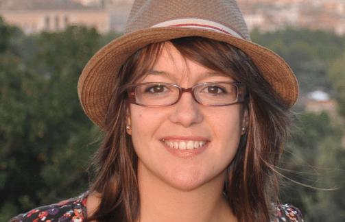 Cristina Gómez – Román, profesora ayudante doctor en Santiago