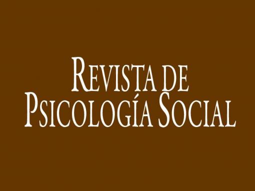 Editores/as asociados/as para la Revista de Psicología Social