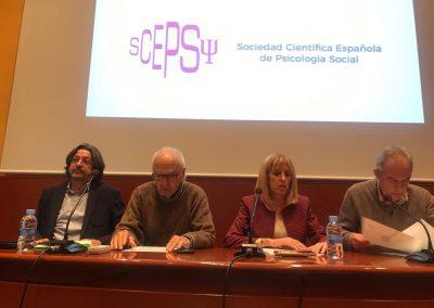 Celebrada la III Jornada Bienal de la SCEPS en Barcelona