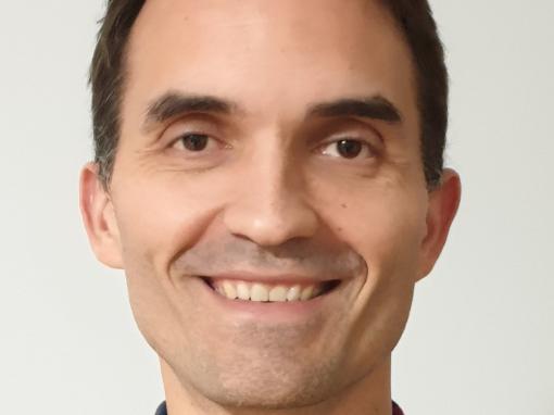 Mario del Líbano, profesor contratado doctor en la Universidad de Burgos.