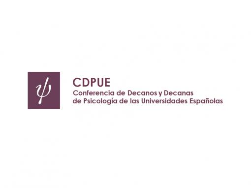 Mesa de Intervención Psicosocial en la Conferencia de Decanos y Decanas de Psicología de las Universidades Españolas
