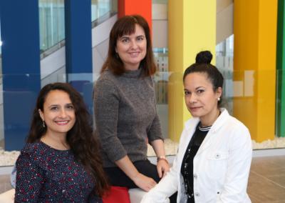 Premio al grupo de investigación en Género, Salud y Trabajo (GeST) de la Universitat Jaume I