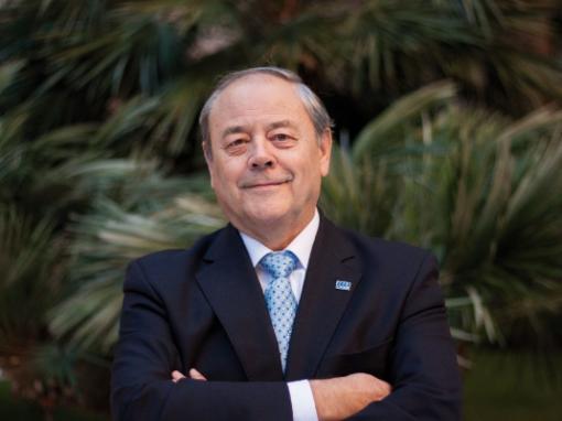 El profesor José Mª Peiró, Doctor Honoris Causa por la Universidad de Maastricht
