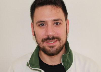 Ángel Sánchez Rodríguez, ayudante doctor en la Universidad de Salamanca