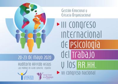 Aplazado a octubre el Congreso de Psicología del Trabajo y RRHH