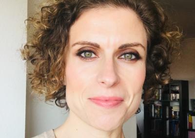 Elena Fernández del Río, profesora titular en la Universidad de Zaragoza
