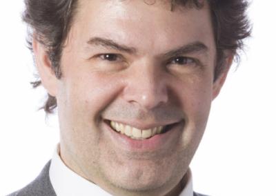 """José Vicente Pestana, profesor """"agregat"""" (contratado doctor) en la Universidad de Barcelona"""