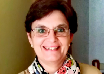 Pilar Carrera, catedrática en la Universidad Autónoma de Madrid