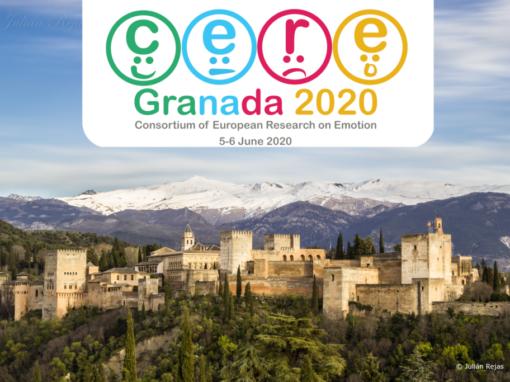 Congreso CERE 2020 en Granada