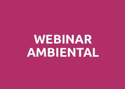 Webinar Ambiental – 29 de junio